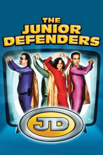 Poster of The Junior Defenders