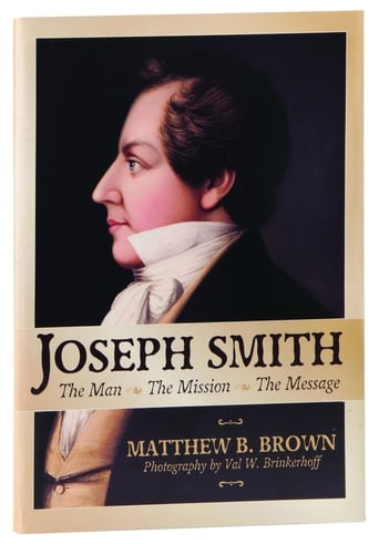 Joseph Smith: The Man, The Mission, The Message Movie Poster