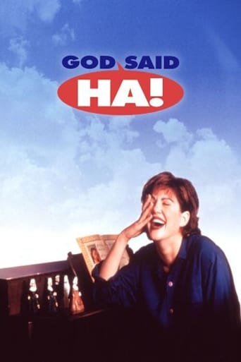 Poster of God Said, 'Ha!'