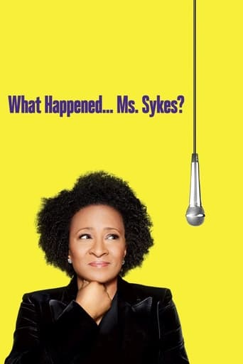 Poster of Wanda Sykes: What Happened… Ms. Sykes?