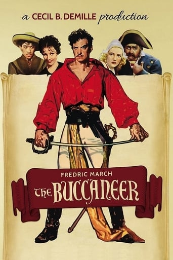 Poster of The Buccaneer