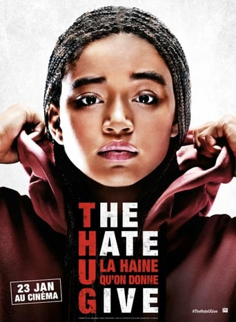 Poster of The Hate U Give - La Haine qu'on donne