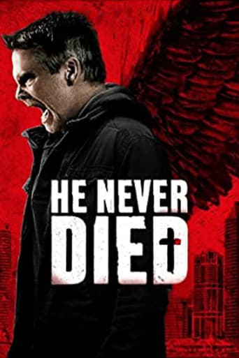 Poster of He Never Died