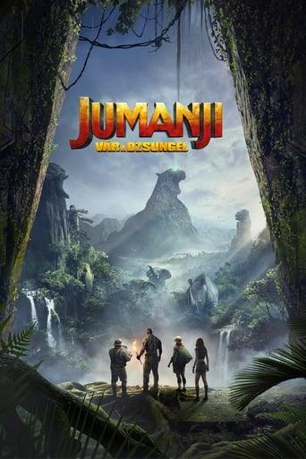 Poster of Jumanji: Vár a dzsungel