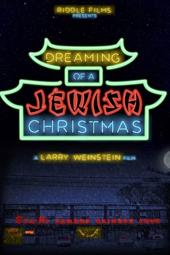 Poster of Dreaming of a Jewish Christmas