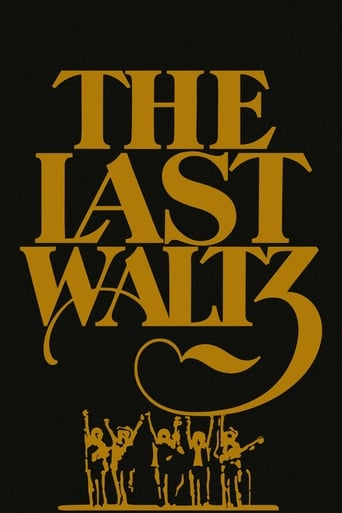 Poster of The Last Waltz