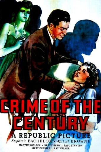 Poster of Crime of the Century