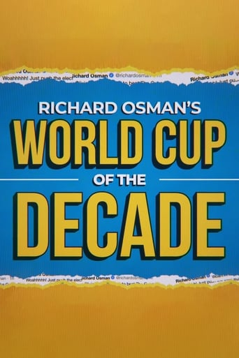 Watch Richard Osman's World Cup of the Decade 2019 full online free