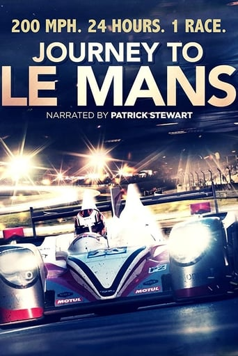 Journey to Le Mans (2014) - poster