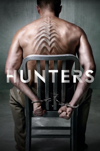 Poster of Hunters fragman