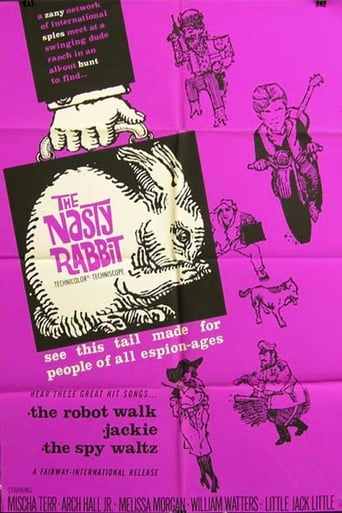 Poster of The Nasty Rabbit