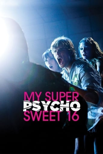 Poster of My Super Psycho Sweet 16