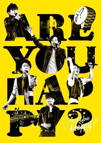 Watch ARASHI Live Tour 2016-2017 Are You Happy? Documentary Online Free Putlocker