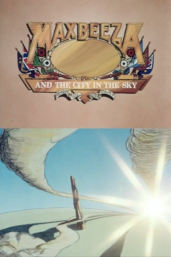 Poster of Max Beeza and the City in the Sky