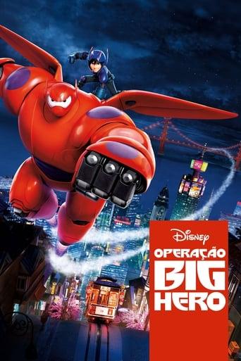 Big Hero 6 - Os Novos Heróis