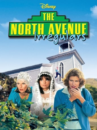 Poster of The North Avenue Irregulars