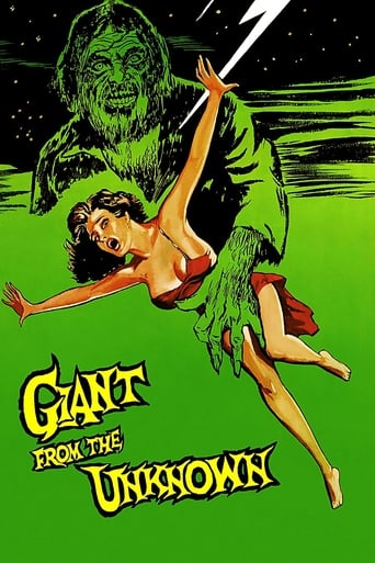 Poster of Giant from the Unknown