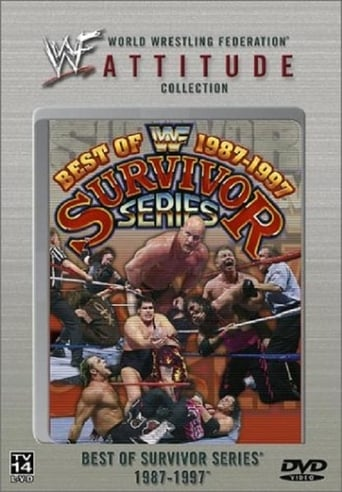Poster of WWF: Best of Survivor Series 1987-1997