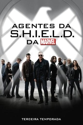 Agentes da S.H.I.E.L.D. da Marvel 3ª Temporada - Poster