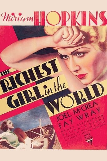 Poster of The Richest Girl in the World