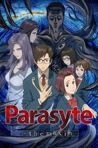 Poster of Parasyte -the maxim-