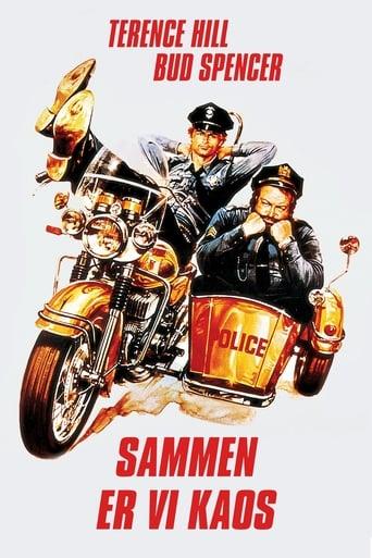 Dois Tiras Fora de Ordem - Poster