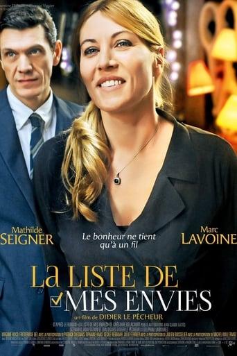 Poster of La liste de mes envies
