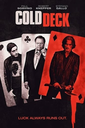 Poster of Cold Deck
