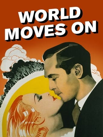 Poster of The World Moves On