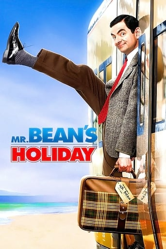 Poster for Mr. Bean's Holiday