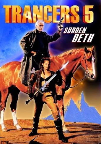 Poster of Trancers 5: Sudden Deth