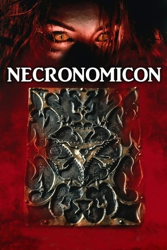 Poster of Necronomicon