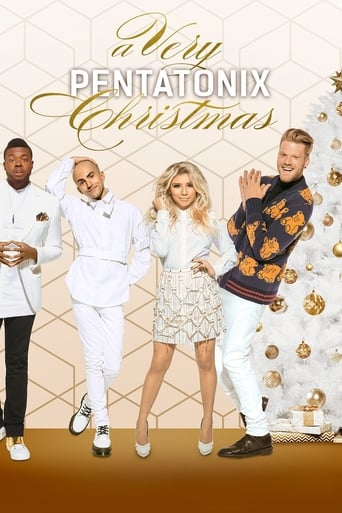 Poster of A Very Pentatonix Christmas