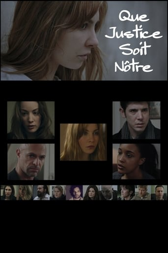Poster of Que justice soit nôtre