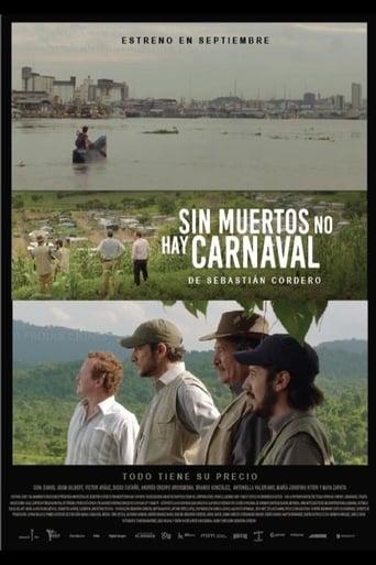 Poster of Sin muertos no hay carnaval