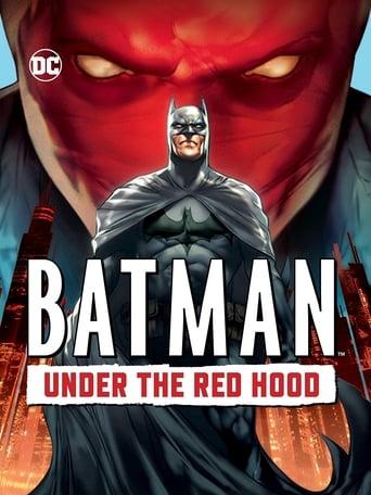 portada Batman: Capucha roja