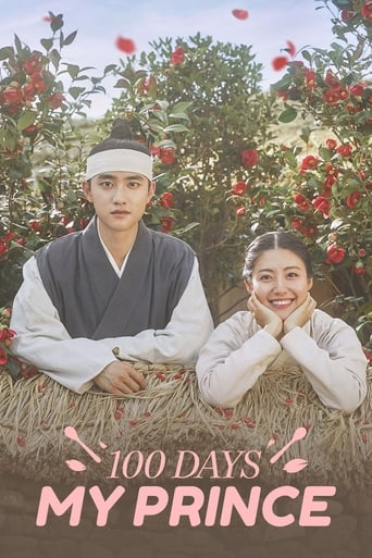 Poster of 100 Days My Prince