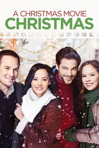Poster of A Christmas Movie Christmas