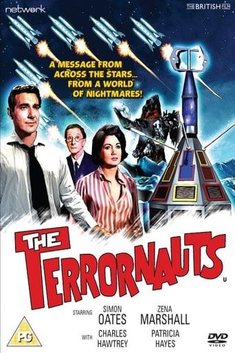 Poster of The Terrornauts