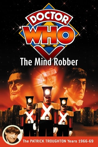Poster of Doctor Who: The Mind Robber