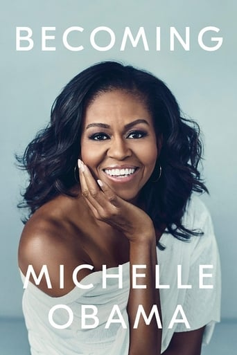 Poster of Oprah Winfrey Presents: Becoming Michelle Obama