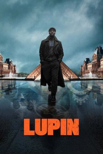 Lupin 1ª Temporada - Poster