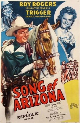 Poster of Song of Arizona