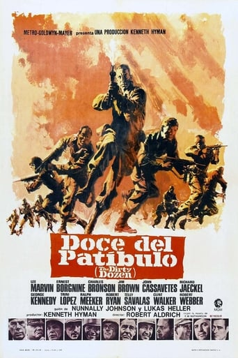 Poster of Doce del patíbulo
