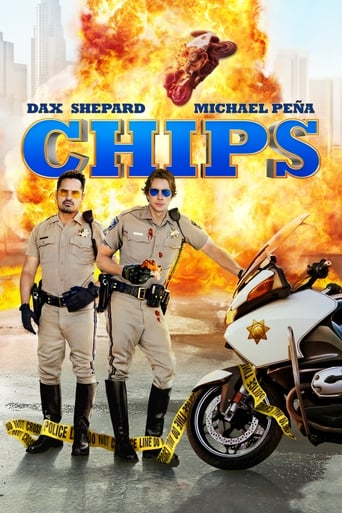 Poster of CHiPs: Motopatrol