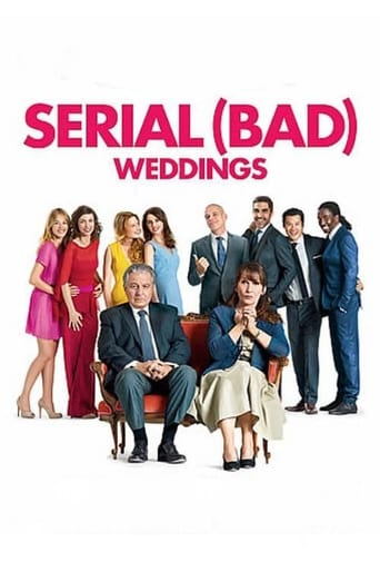 Serial (Bad) Weddings poster