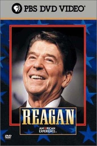 Poster of American Experience: Reagan: Part II