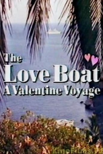 Poster of The Love Boat: A Valentine Voyage