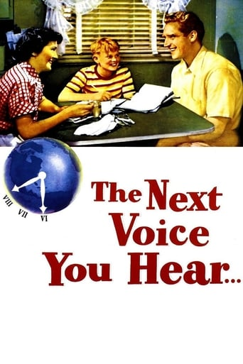 Poster of The Next Voice You Hear...