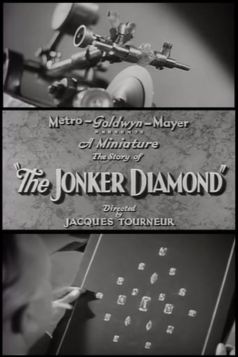 Poster of The Story of the Jonker Diamond